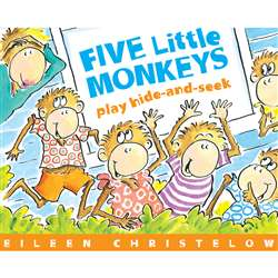 Five Little Monkeys Play Hide And Seek By Houghton Mifflin