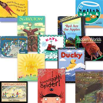 Science Literature Set Of 12 By Houghton Mifflin