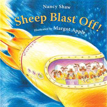 Sheep Blast Off By Houghton Mifflin