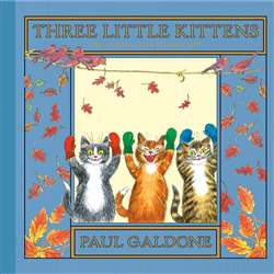 Three Little Kittens Hardcover By Houghton Mifflin