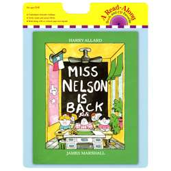 Carry Along Book & Cd Miss Nelson Is Back By Houghton Mifflin