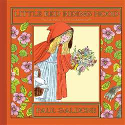 Little Red Riding Hood Hardcover By Houghton Mifflin