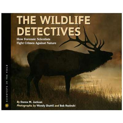 Shop Scientists In The Field Wildlife Detectives - Ho-9780618196838 By Houghton Mifflin