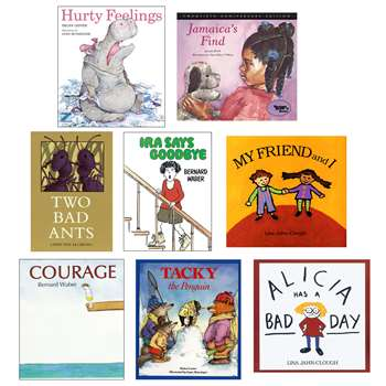 Character Education Literature Kit By Houghton Mifflin