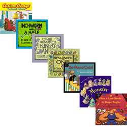 Math Literature Kit By Houghton Mifflin