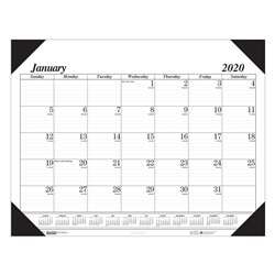 Economy Desk Pad 12 Months Jan - Dec By House Of Doolittle