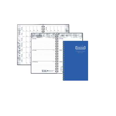 Academic Weekly Assignment Book Blue By House Of Doolittle
