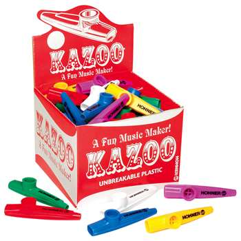 Kazoo Classpack By Hohner