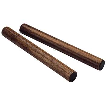Hardwood Claves Pair By Hohner