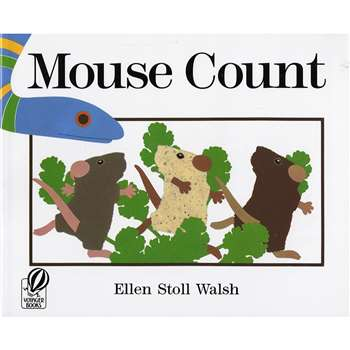 Mouse Count, HOU9780152002237