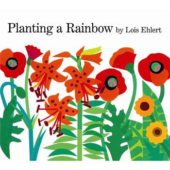 Planting A Rainbow By Houghton Mifflin
