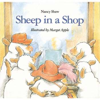 Sheep In A Shop By Houghton Mifflin