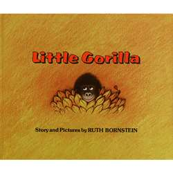 Little Gorilla By Houghton Mifflin
