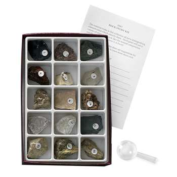 Rock Study Kit By American Educational