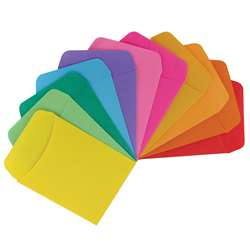 Bright Library Pockets 300Ct Asst Colors, HYG15631