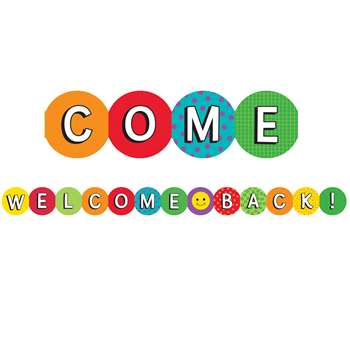Welcome Back Border, HYG33613