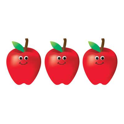 "7"" Happy Apples Accents, HYG33746"