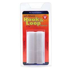 Hook & Loop Fastener Roll 34X18 By Hygloss Products