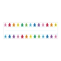 Alphabet Kids Name Plates, HYG45409