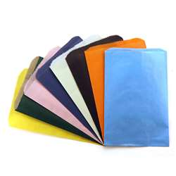 Colorful Paper Bags 6X9 Asstd Color Pinch Bottom By Hygloss Products