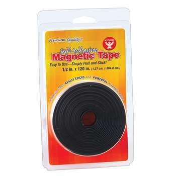 Shop Magnetic Tape 1 / 2 X 10 Self Adhesive By Hygloss Products