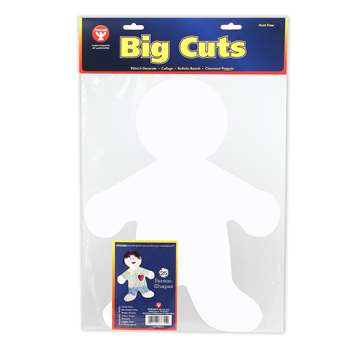 Big Cut-Outs 16 Me Kid By Hygloss Products