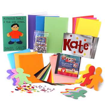 Create A Story Book Treasure Box By Hygloss Products