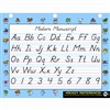 Handwriting Modern Manuscript And Cursive Ready Reference Card By Carson Dellosa