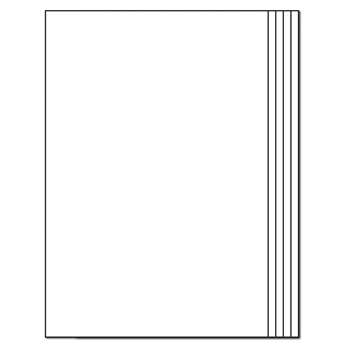 Blank Book Rectangle 12-Pk 16 Pgs 7 X 10 By Frank Schaffer Publications