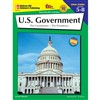 Us Government 100+ Gr 5-8 By Frank Schaffer Publications