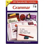 Grammar Grade 7-8 100+ By Frank Schaffer Publications