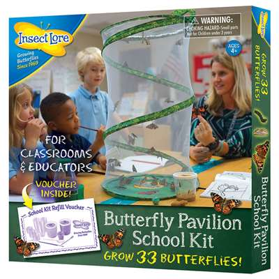 Butterfly Pavilion School Kit, ILP3338