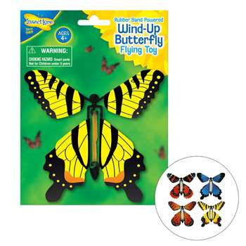 Shop Wind Up Butterfly By Insect Lore