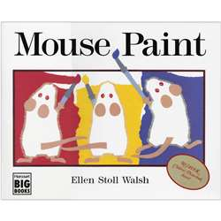 Big Book Mouse Paint By Ingram Book Distributor