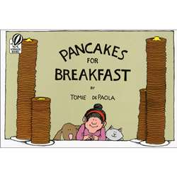 Pancakes For Breakfast By Ingram Book Distributor