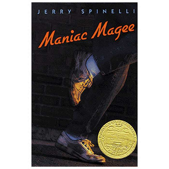 Newbery Winners Maniac Magee Spinelli By Ingram Book Distributor