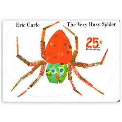 The Very Busy Spider Board Book By Ingram Book Distributor