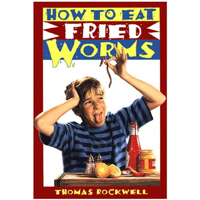 How To Eat Fried Worms By Ingram Book Distributor