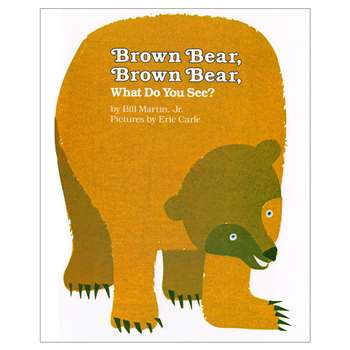 Brown Bear Brown Bear What Do You See? By Ingram Book Distributor