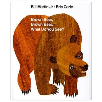 Brown Bear Brown Bear By Macmillan/Mps