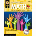 Math Gr 3 Common Core Reinforcement Activities By Incentive Publication