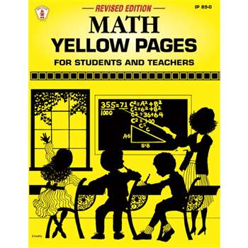 Math Yellow Pages By Incentive Publication