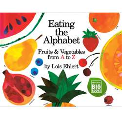 Eating The Alphabet Big Book By Houghton Mifflin