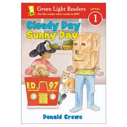 Green Light Readers Cloudy Day Sunny Day Level 1 By Houghton Mifflin