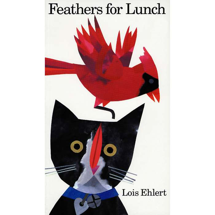 Feathers For Lunch By Houghton Mifflin