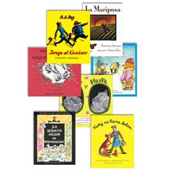 Spanish Storybook Set By Houghton Mifflin