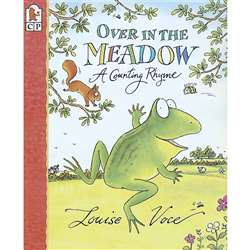 Over In The Meadow Big Book By Candlewick
