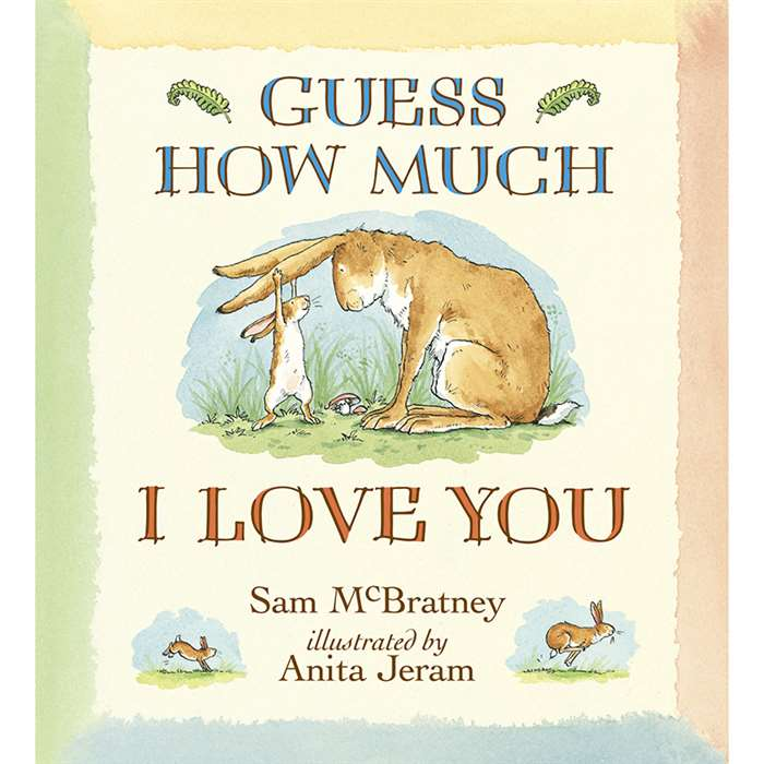 Guess How Much I Love You By Candlewick
