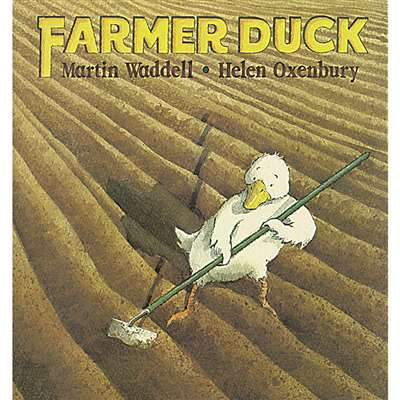 Farmer Duck Big Book By Candlewick