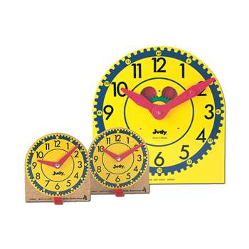 Original Judy Clock Class Pk 1 Original & 24 Original Minis By Frank Schaffer Publications
